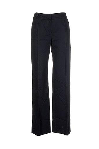 atika pantalons et decontractes femme de couleur noir