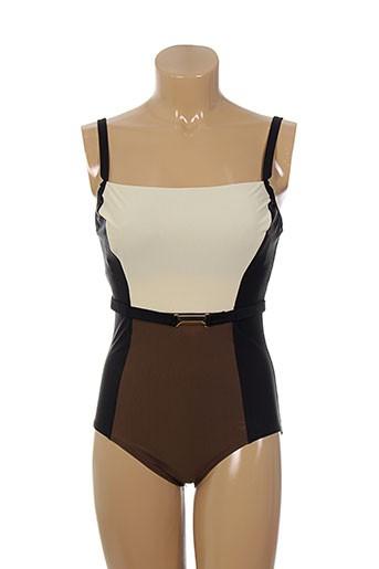 contour by christina maillots de bain femme de couleur noir