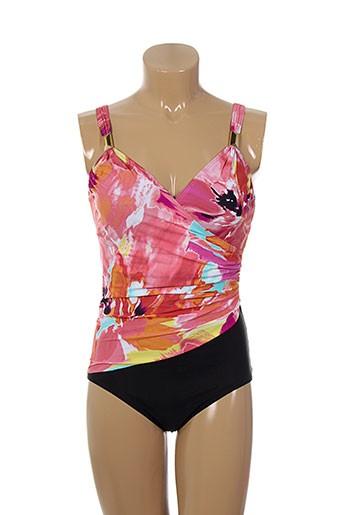contour by christina maillots de bain femme de couleur rose