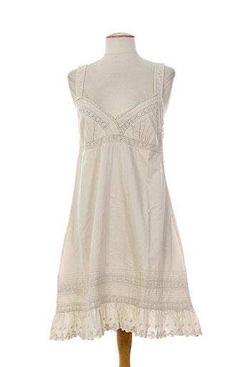 by ti mo robes femme de couleur beige