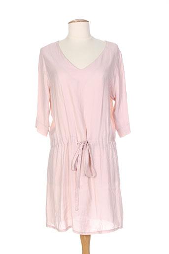 les bonheurs de sophie robes femme de couleur rose