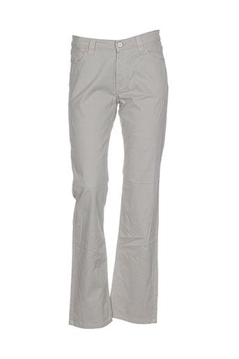jacky-o by modarelli pantalons femme de couleur beige