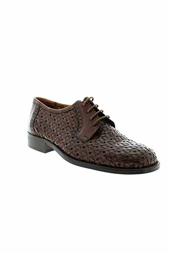 windport derby homme de couleur marron