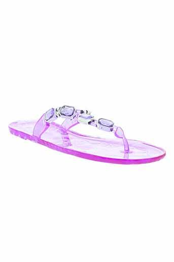 cassis cote d'azur chaussures femme de couleur violet