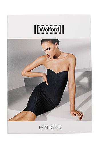 wolford robes femme de couleur marron