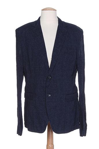 Veste casual bleu DOLCE & GABBANA pour homme