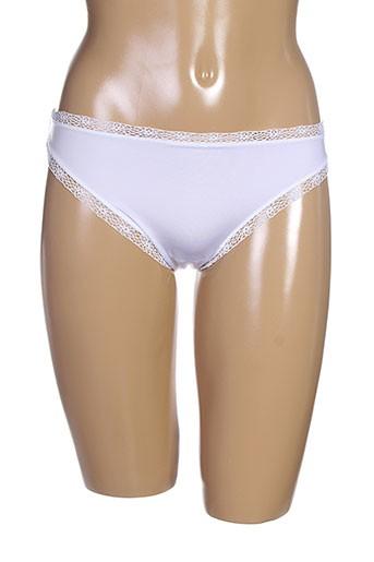 wolford lingerie femme de couleur blanc