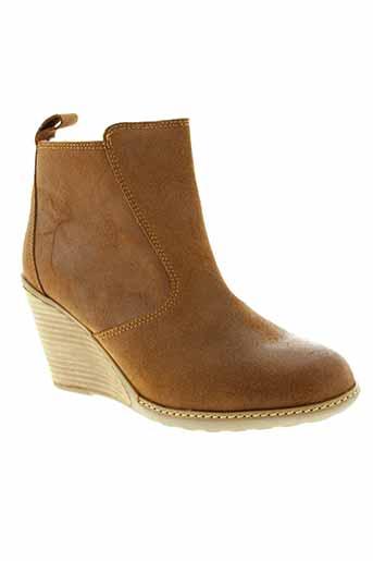 emu et australia boots femme de couleur marron