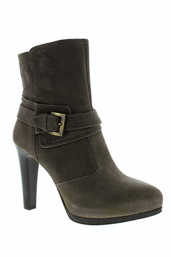 nero et giardini boots femme de couleur marron