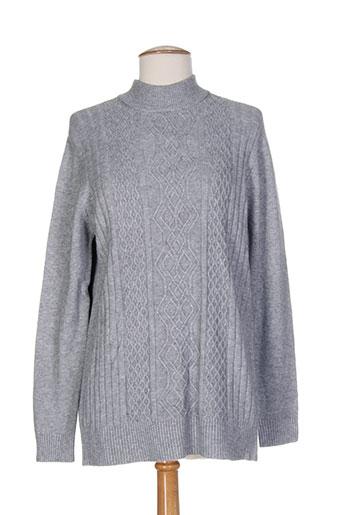 casamia pulls femme de couleur gris