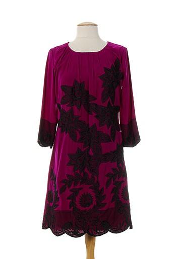niza robes femme de couleur violet