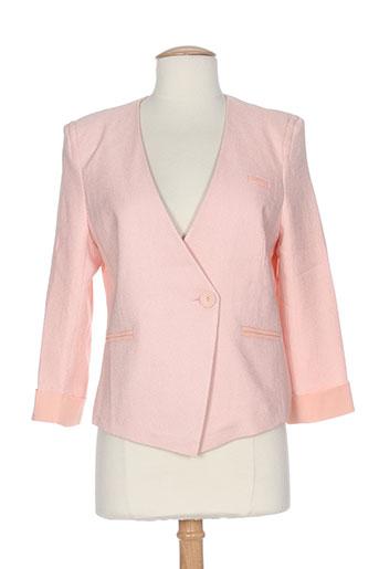 molly et bracken vestes femme de couleur rose