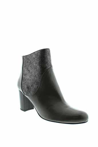 studio paloma chaussures femme de couleur gris