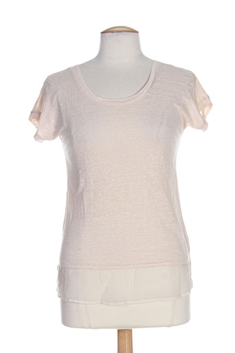 marie-sixtine chemises femme de couleur beige