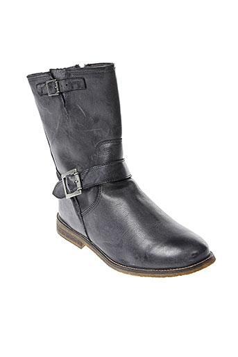 jj et footwear bottines femme de couleur gris