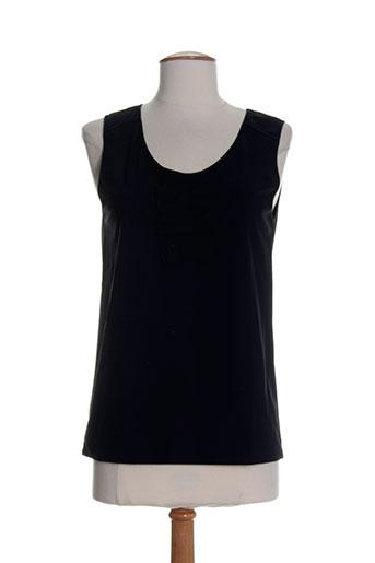 cassiopee chemises femme de couleur noir