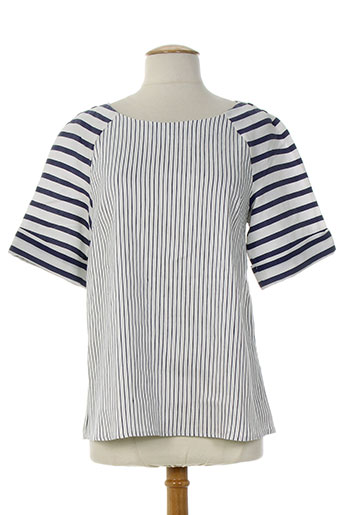 piazza sempione chemises femme de couleur bleu
