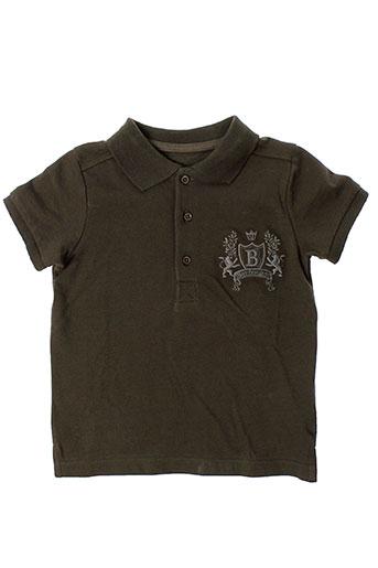berlingot t et shirts et tops garçon de couleur marron
