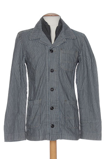 bellerose vestes garcon de couleur bleu