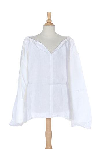 le vestiaire de jeanne chemises fille de couleur beige