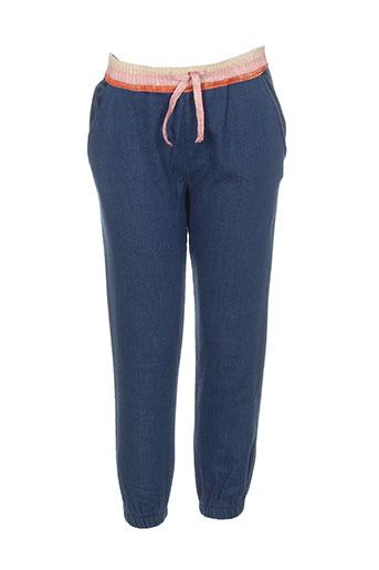 american et outfitters pantalons et decontractes fille de couleur bleu