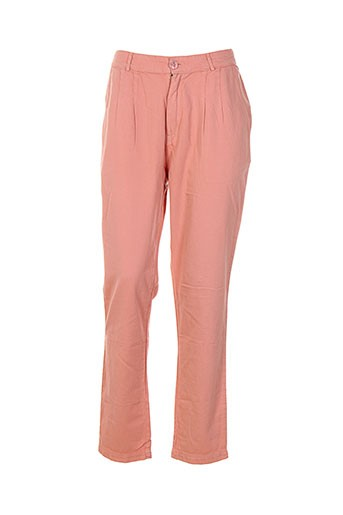 nikita pantalons femme de couleur rose