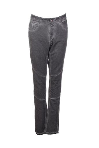 chipie pantalons et decontractes fille de couleur gris