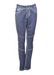 Pantalon casual bleu CHIPIE pour fille seconde vue