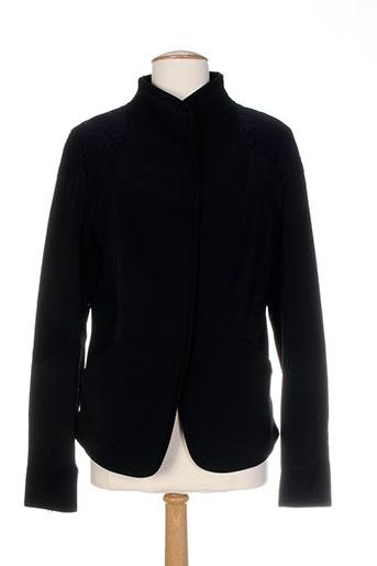 Veste casual noir ALMA LIBRE pour femme