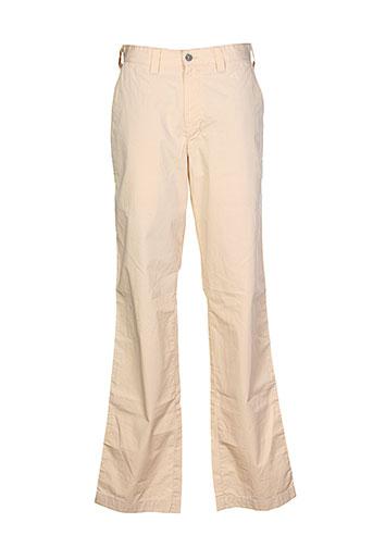 dockers pantalons et decontractes homme de couleur beige