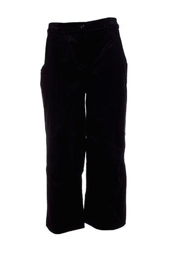 lilith pantacourts femme de couleur noir