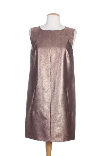 marella robes femme de couleur marron