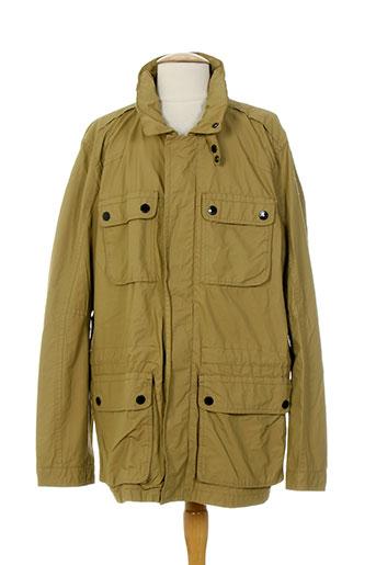 napapijri manteaux homme de couleur beige
