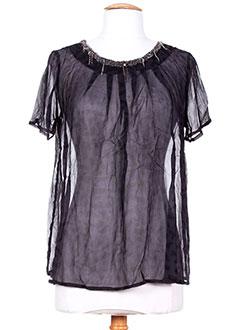 Produit-T-shirts / Tops-Femme-AMBRE BABZOE