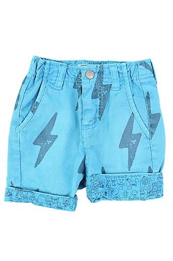 mood street shorts / bermudas garçon de couleur bleu
