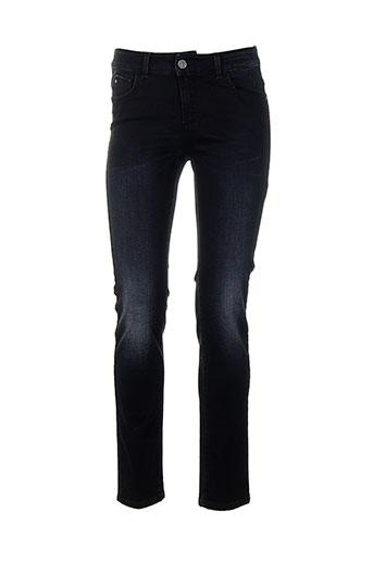 trussardi et jeans jeans et coupe et slim femme de couleur bleu