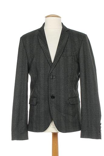 imperial vestes femme de couleur gris