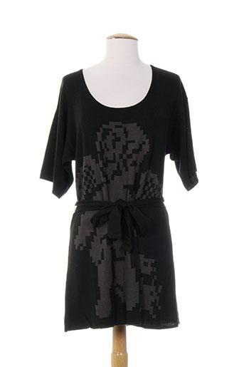 chipie robes femme de couleur noir