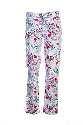 cmk pantalons femme de couleur rose