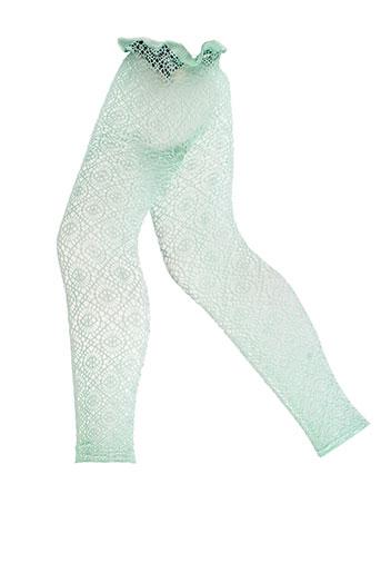 elisa et cavaletti leggings femme de couleur vert