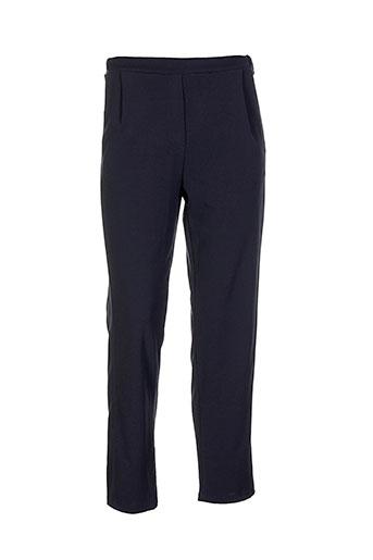 allegro pantalons et decontractes femme de couleur gris