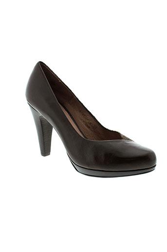 gadea escarpins femme de couleur marron