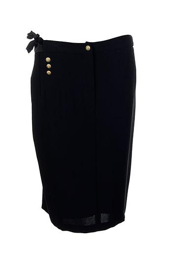 bleu blanc rouge jupes femme de couleur noir
