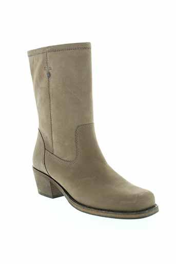 edc by esprit chaussures femme de couleur beige