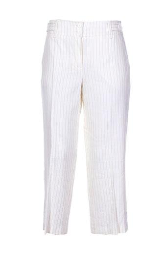 brandtex pantacourts femme de couleur beige