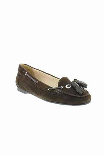 papanatas by eli chaussures femme de couleur marron