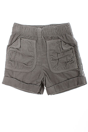 3 et pommes shorts et 1 fille de couleur marron (photo)