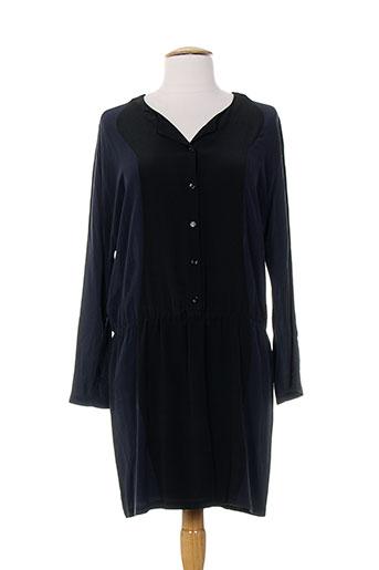 pablo gerard darel robes femme de couleur bleu
