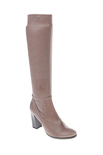 parallele chaussures femme de couleur gris