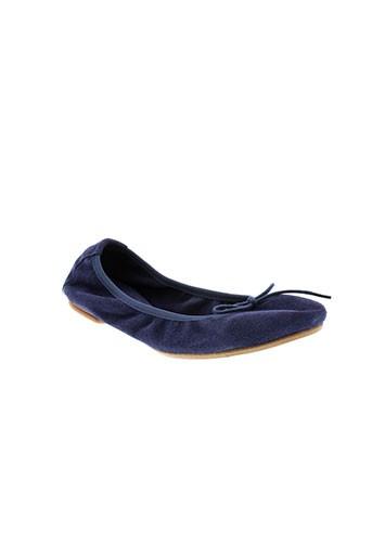 reve d'un jour chaussures femme de couleur bleu